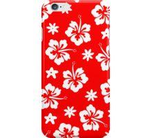 Red Tahitian Case iPhone Case/Skin