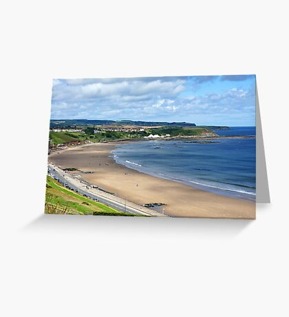 Scarborough North Bay Greeting Card