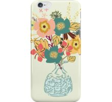 Autumn Blooms iPhone Case/Skin
