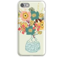Autumn Blooms iPhone Case/Skin