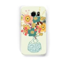 Autumn Blooms Samsung Galaxy Case/Skin