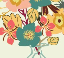 Autumn Blooms Sticker
