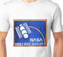 NASA Hubble Program Logo Unisex T-Shirt