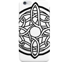 amulet of mara / black iPhone Case/Skin