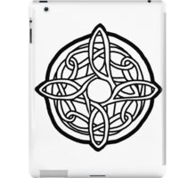 amulet of mara / black iPad Case/Skin