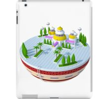 3D Kami's Lookout (No Background)  iPad Case/Skin