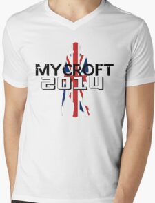 Mycroft Holmes 2014 Mens V-Neck T-Shirt