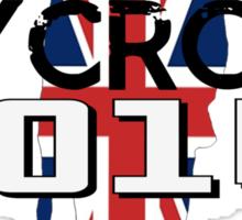 Mycroft Holmes 2014 Sticker