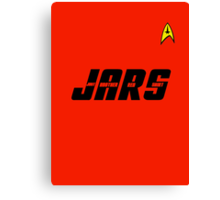 Just Another Red Shirt Canvas Print