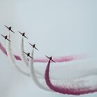 Red Arrows - Rhyl 2012 by The Walker Touch