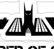 Arkham Asylum: Member Of Staff Sticker