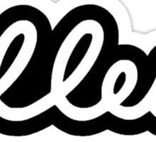 Illest - white Sticker