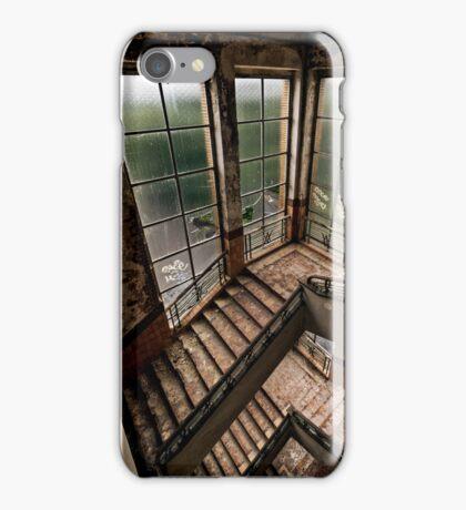 FORSAKEN STAIRS iPhone Case/Skin