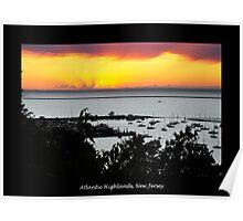 Atlantic Highlands, New Jersey Poster