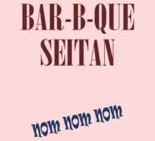 BAR-B-QUE SEITAN One Piece - Long Sleeve
