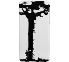 Embrace the tree (baobab) iPhone Case/Skin
