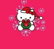 Hello Kitty on Christmas T-Shirt