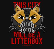 Cheshire POP! - This City Will Be A Litterbox Unisex T-Shirt