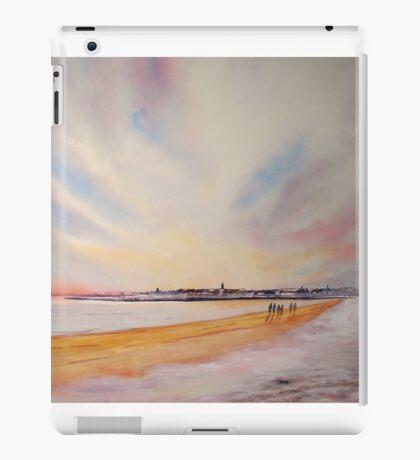 Winter on St Andrews iPad Case/Skin