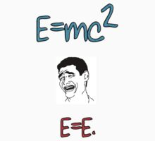 E=mc2? by PaddyPA