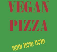 VEGAN PIZZA by veganese