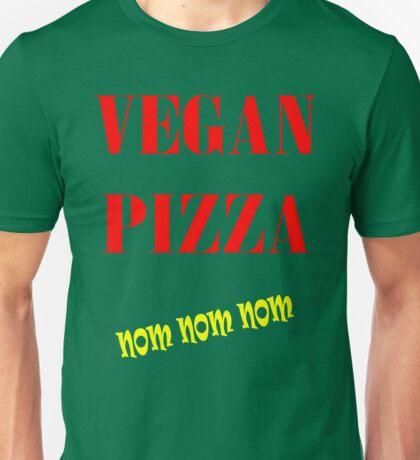 VEGAN PIZZA Unisex T-Shirt