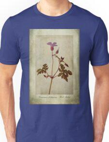 Geranium robertianum Unisex T-Shirt