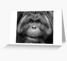 Chubby Chops Greeting Card