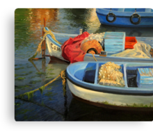 Fisherman's Etude Canvas Print