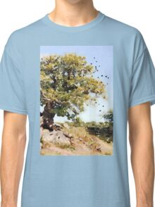 Charnwood Forest Watercolour Classic T-Shirt