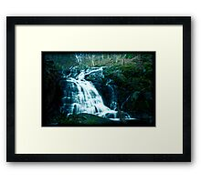 Virginia Waterfall Framed Print