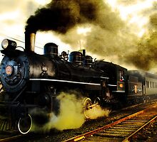 Old Steam by LuckyJoe