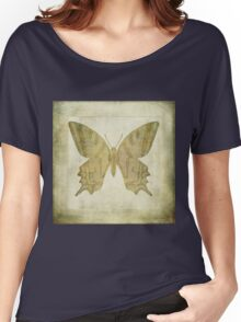 Butterfly Textures Women's Relaxed Fit T-Shirt