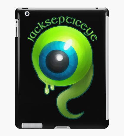 Jacksepticeye iPad Case/Skin