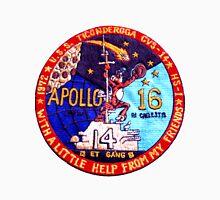 USS Ticonderoga (CVS-14): Apollo 16 Recovery Unisex T-Shirt