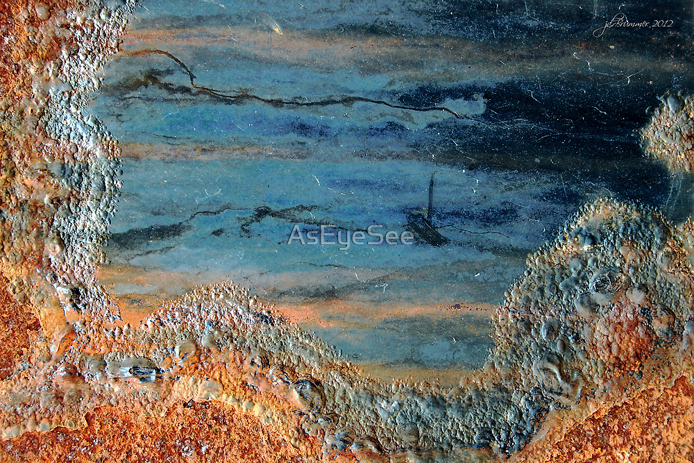 Lost at Sea by AsEyeSee