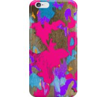 Girly camouflage iPhone Case/Skin