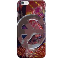 Peace sign  iPhone Case/Skin