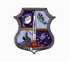 USS Okinawa (LPH–3) Apollo 15 Recovery Unisex T-Shirt