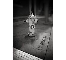 Sentinelle Photographic Print