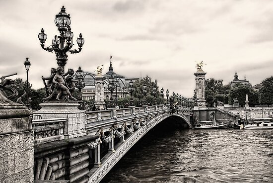Pont Alexandre III by Jo-PinX