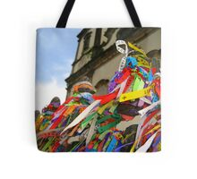The African Soul of Brazil Tote Bag