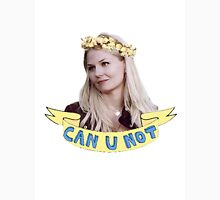 Emma Swan doesn't take any of your poop Unisex T-Shirt