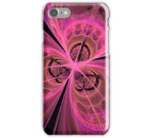 Ethereal Scope Fractal iPhone Case/Skin