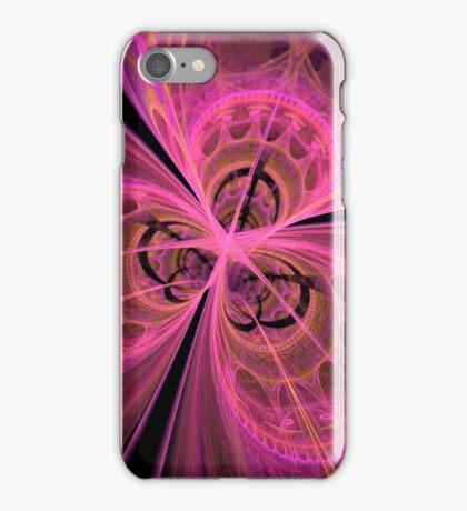 Ethereal Scope Fractal iPhone Case/Skin