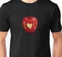 Sherlock- I <3 U  Unisex T-Shirt