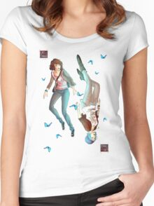 Life is Strange  - Max Women's Fitted Scoop T-Shirt