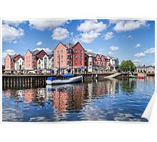 Exeter Quays Poster