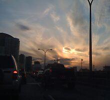 Toronto, exploding horizons by MahamK