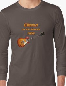 Vintage Les Paul 1959 Long Sleeve T-Shirt